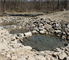 The U.S. Army Corps of Engineers Philadelphia District and the Philadelphia Water Department are working to daylight Indian Creek, a tributary along the Cobbs Creek watershed. The project is designed to reduce combined sewage overflow and improve habitat.